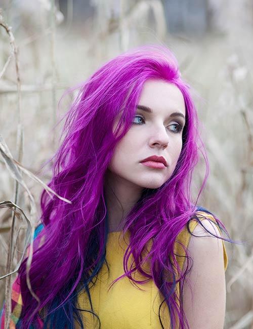 Shock Meadow Purple