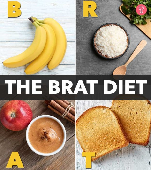 how long can you stay on brat diet