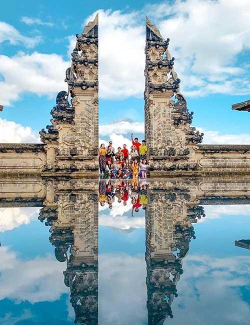 The Most Popular Instagram Spot Of Bali