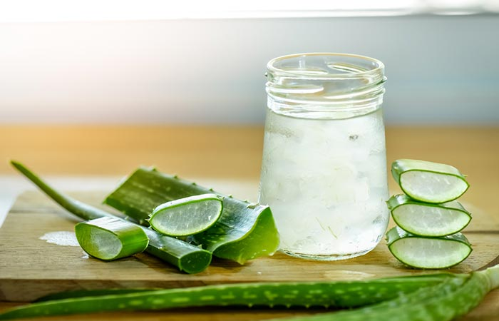 The role of aloe vera in skin care
