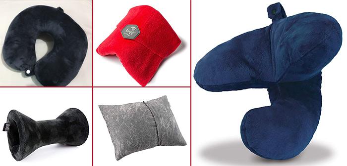 Travel Pillow Shape