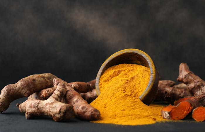 Treatment of fatty liver by turmeric in hindi