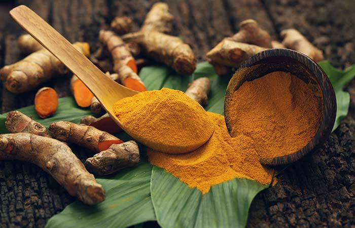 Turmeric for the treatment of eczema in hindi