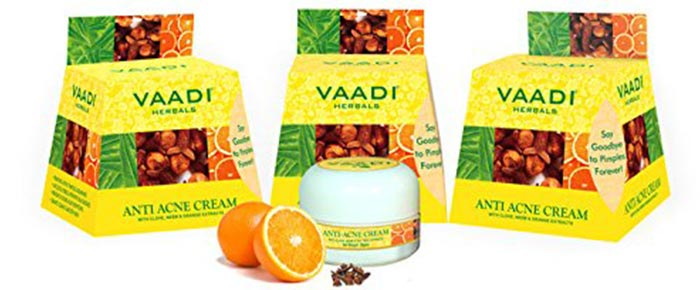 Vaadi Herbals Anti Acne Cream