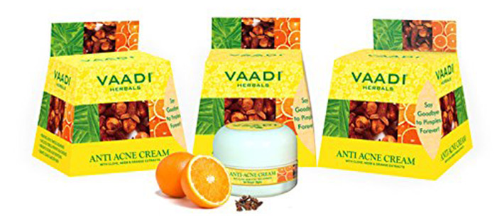 Wadi Herbals Anti-Acne Cream