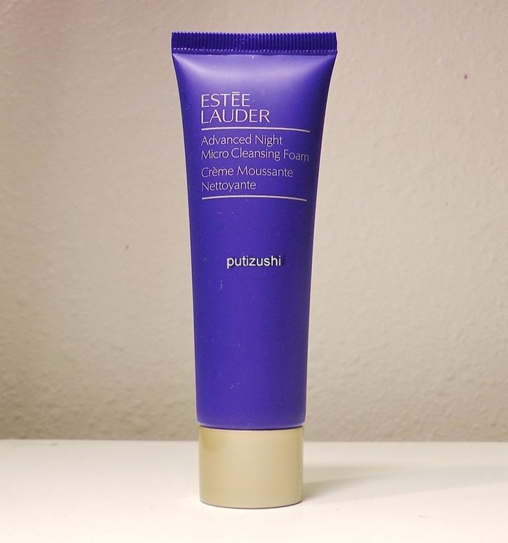 Estee Lauder Advanced Night Micro Cleansing Foam-Satisfying results-By ...bish