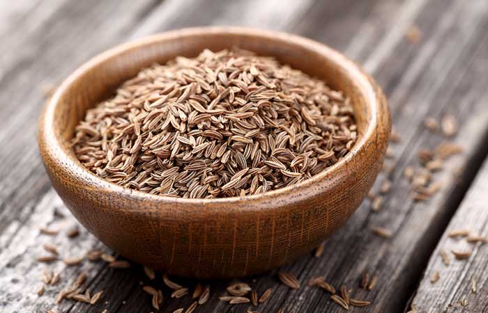 cumin to stop Vomiting in Hindi