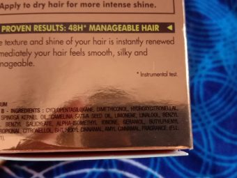 L'Oreal Paris Smooth Intense Instant Smoothing Serum pic 3-Best For Dull & Dry Hair-By priyadudani