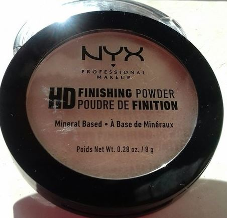 NYX Professional Makeup HD Finishing Powder-Picture Perfect Look-By kirti_sharma
