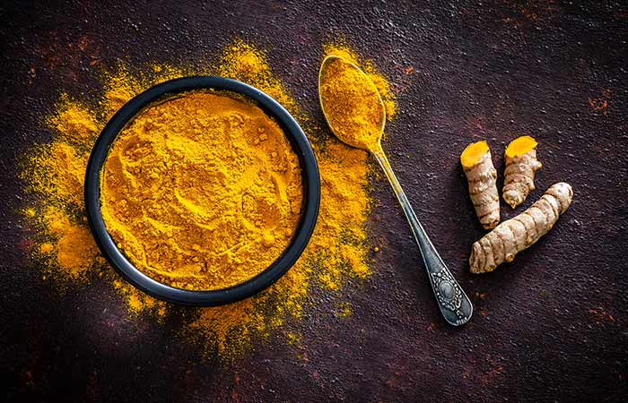 turmeric for jaundice in hindi