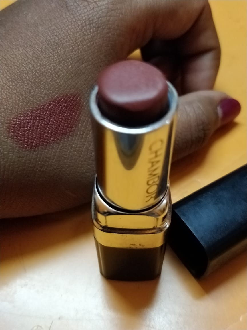 Chambor Powder Matte Lipstick -Lovely-By mia_smiler
