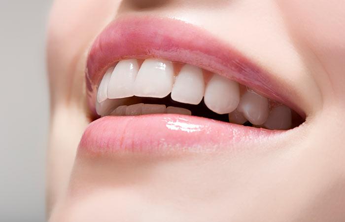 1. दांतों की केयर के लिए उपयुक्त