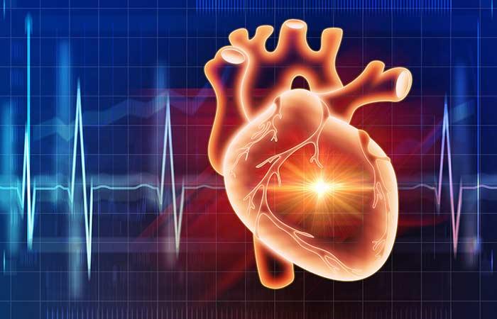 1. ह्रदय को स्वास्थ्य रखने में कारगर