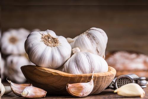 1. Garlic
