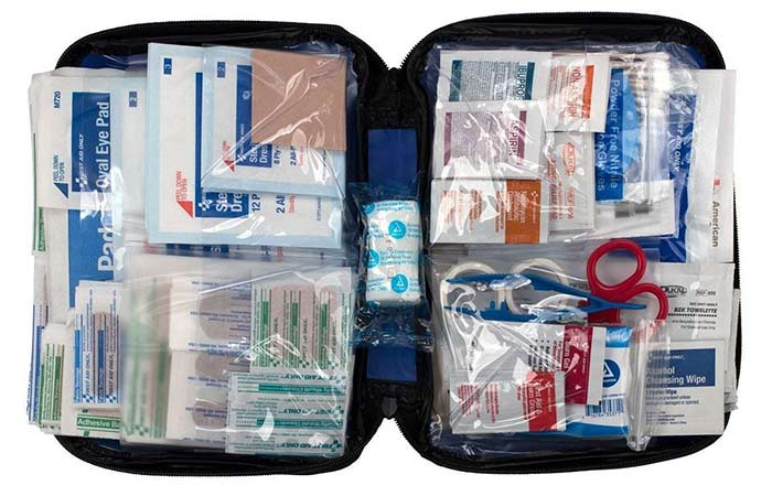 1. Best All-Purpose First Aid Only 299 Piece All-Purpose First Aid Kit