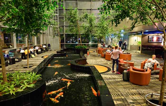#1 – Changi International Airport, Singapore