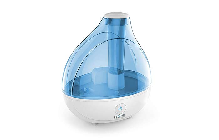 1. Pure Enrichment MistAire Ultrasonic Cool Mist Humidifier