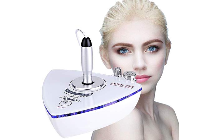 10. Beauty Star Home Use Portable Facial Machine