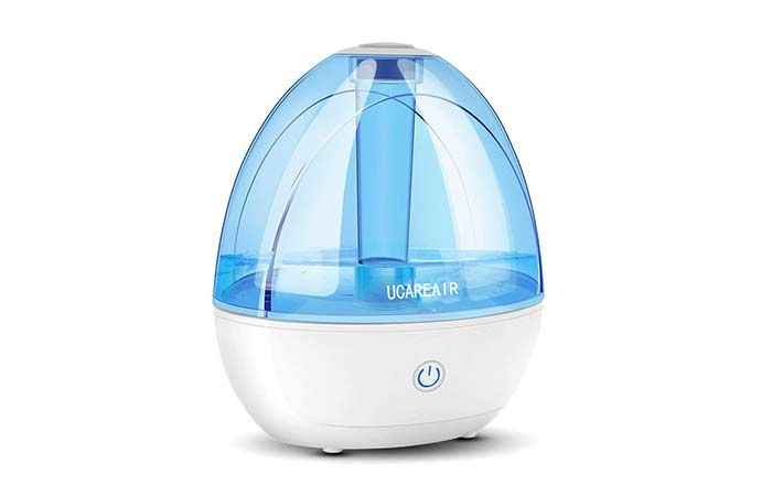 10. UCAREAIR Cool Mist Humidifier
