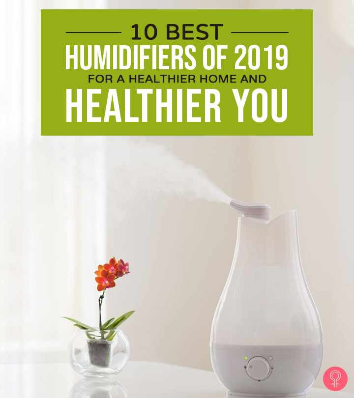 10 Best Humidifiers Of 2020 For A Healthier Home And Healthier You