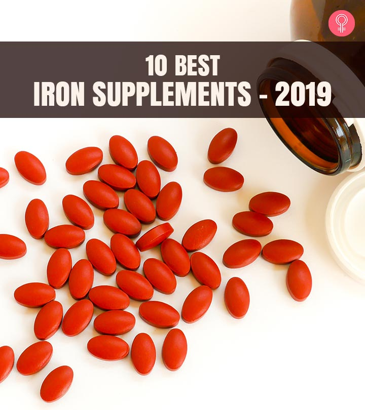 10 Best Iron Supplements – 2019