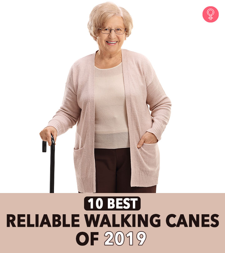 10 Best Reliable Walking Canes – 2019