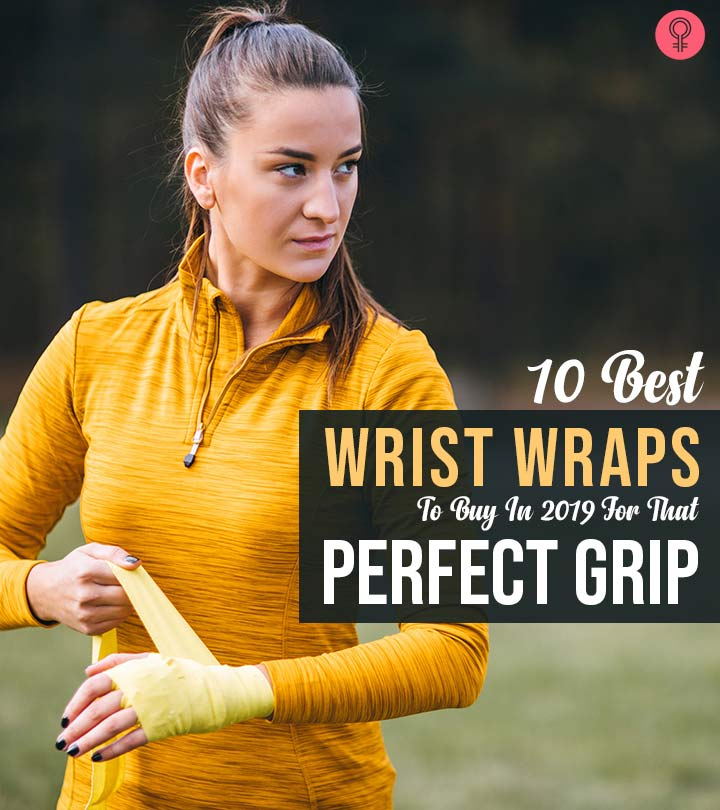 10 Best Wrist Wraps To Buy In 2020 For That Perfect Grip