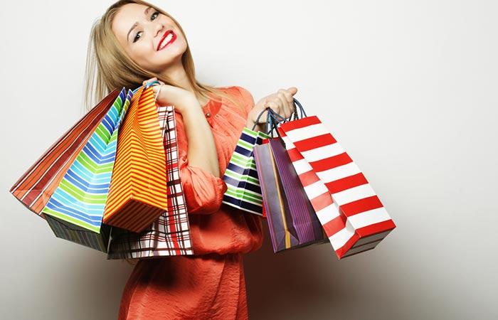 11. Shopping!