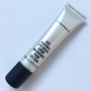 MAC Fast Response Eye Cream -Instant effect-By riya_neema