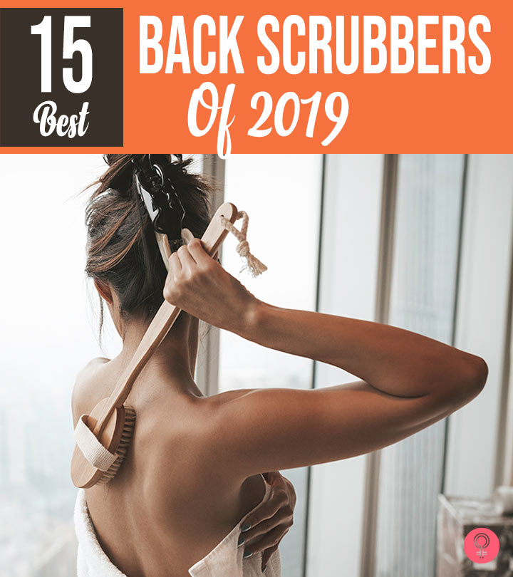 15 Best Back Scrubbers Of 2019