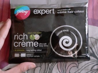 Godrej Expert Rich Creme Hair Colour -Works incredibly-By know.your.vanity