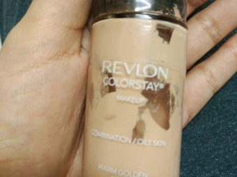 Revlon Colorstay Makeup For Combination/Oily Skin -Good buy-By komal24