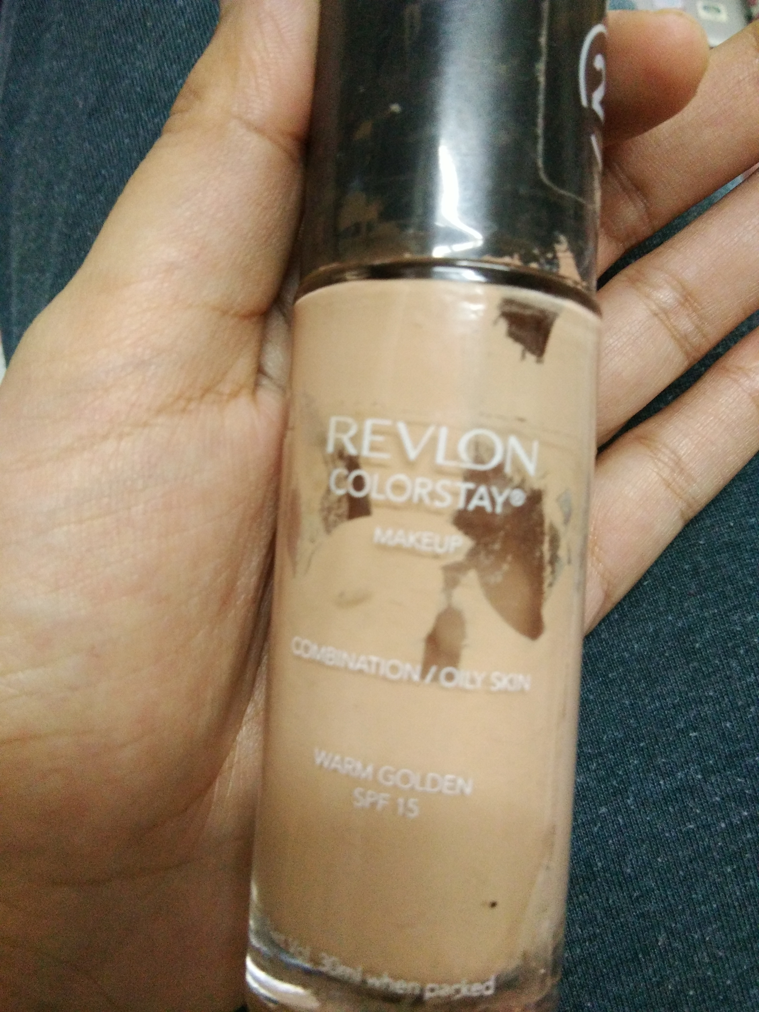 Revlon Colorstay Makeup For Combination/Oily Skin-Good buy-By komal24