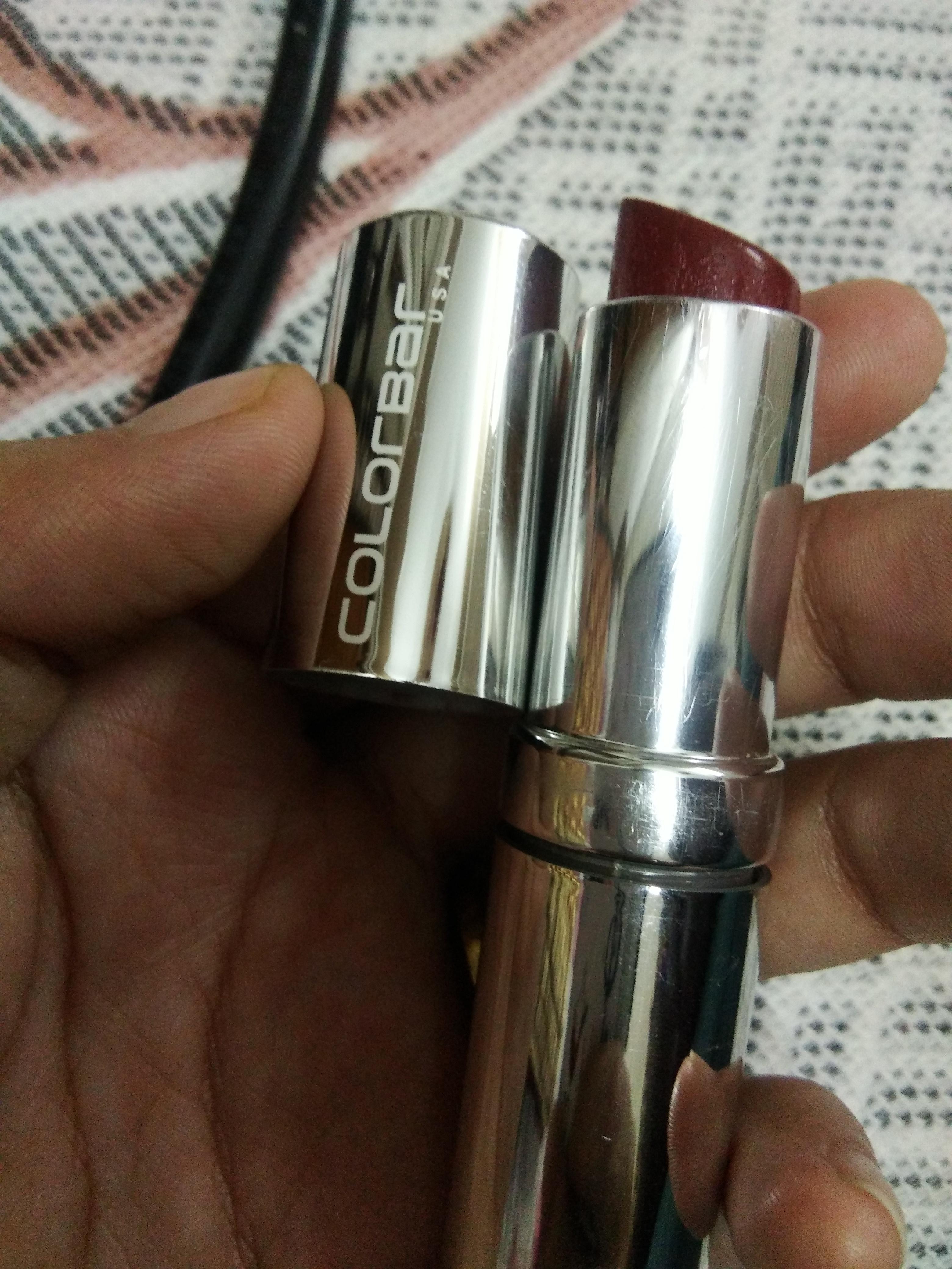 Colorbar Matte Touch Lipstick-Good buy-By komal24