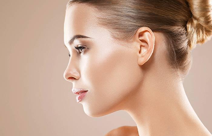 2. Skin lightening