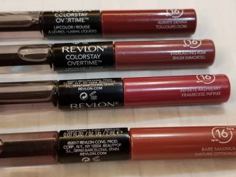 Revlon Colorstay Overtime Lipcolor pic 2-Lasts for more than 6 hours !!-By ranjani
