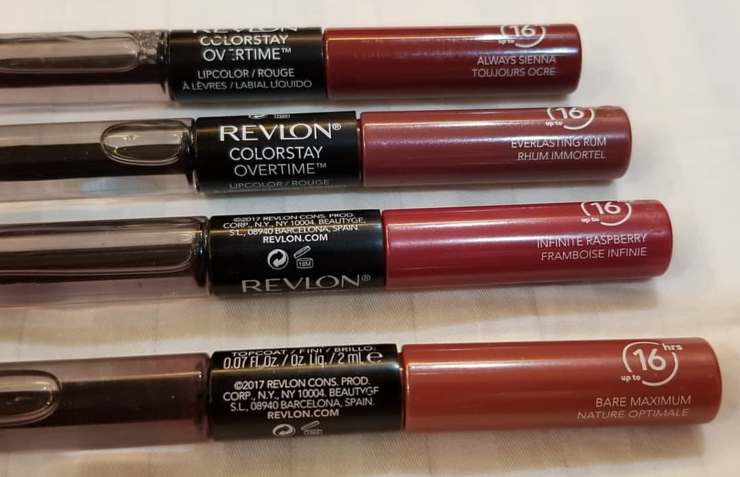 Revlon Colorstay Overtime Lipcolor-Lasts for more than 6 hours !!-By ranjani-2