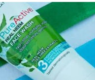 Garnier Skin Naturals Pure Active Neem Face Wash-Good one for acne-By amisha_sachan-2