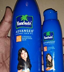 Parachute Advansed Coconut Hair Oil-Good coconut oil-By amisha_sachan