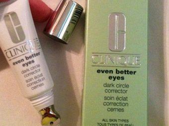 Clinique Even Better Eyes Dark Circle Corrector pic 2-Good dark circles corrector-By shruti_joshi