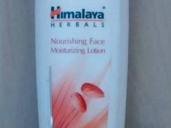 Himalaya Herbals Nourishing Face Moisturizing Lotion pic 1-Very light facial lotion-By shruti_joshi