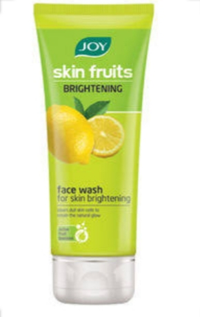 Joy Skin Fruits Fairness Face Wash Lemon-Face wash and refresh yourself make you happy-By priyanka_malviya_