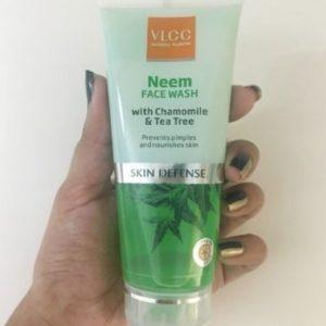 VLCC Neem Face Wash pic 2-Refreshing face cleanser-By shruti_joshi