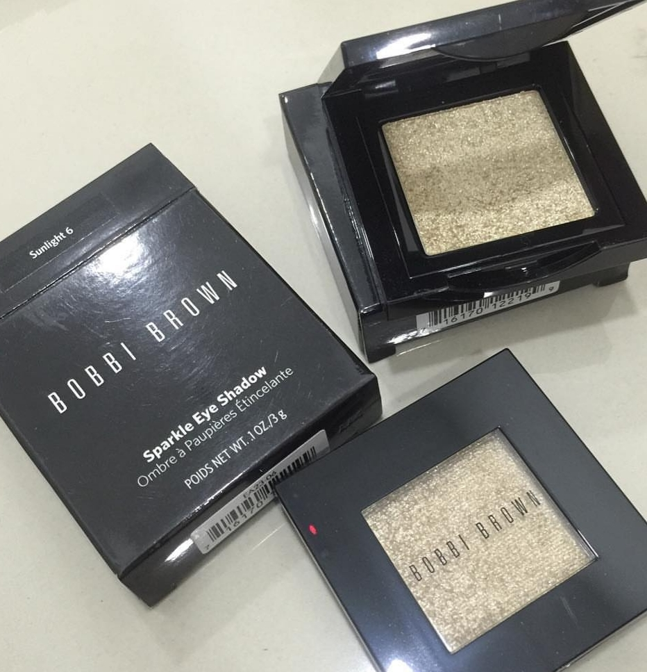 Bobbi Brown Sparkle Eyeshadow-Shimmer and shiny eye shadow-By shruti_joshi-1