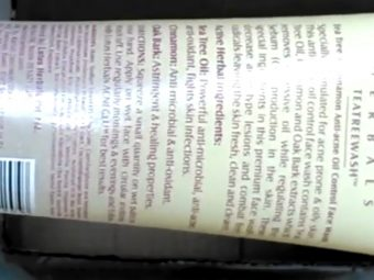 Lotus Herbals Teatreewash pic 1-Face wash for oily and acne prone skin-By shruti_joshi