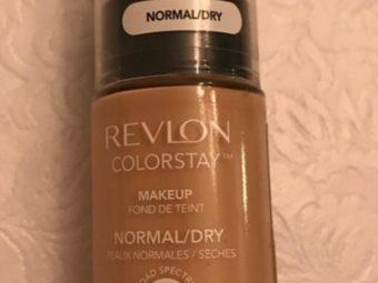 Revlon Colorstay Makeup For Normal/Dry Skin pic 1-Matte liquid foundation-By shruti_joshi