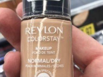 Revlon Colorstay Makeup For Normal/Dry Skin pic 2-Matte liquid foundation-By shruti_joshi