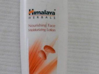 Himalaya Herbals Nourishing Face Moisturizing Lotion -Perfect for daily use-By ranjani
