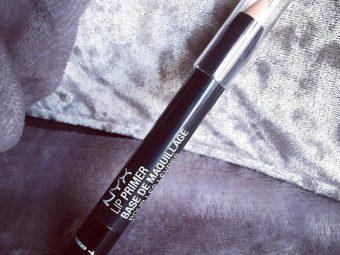 NYX Professional Makeup Lip Primer pic 1-A good product to exfoliate lips-By shruti_joshi