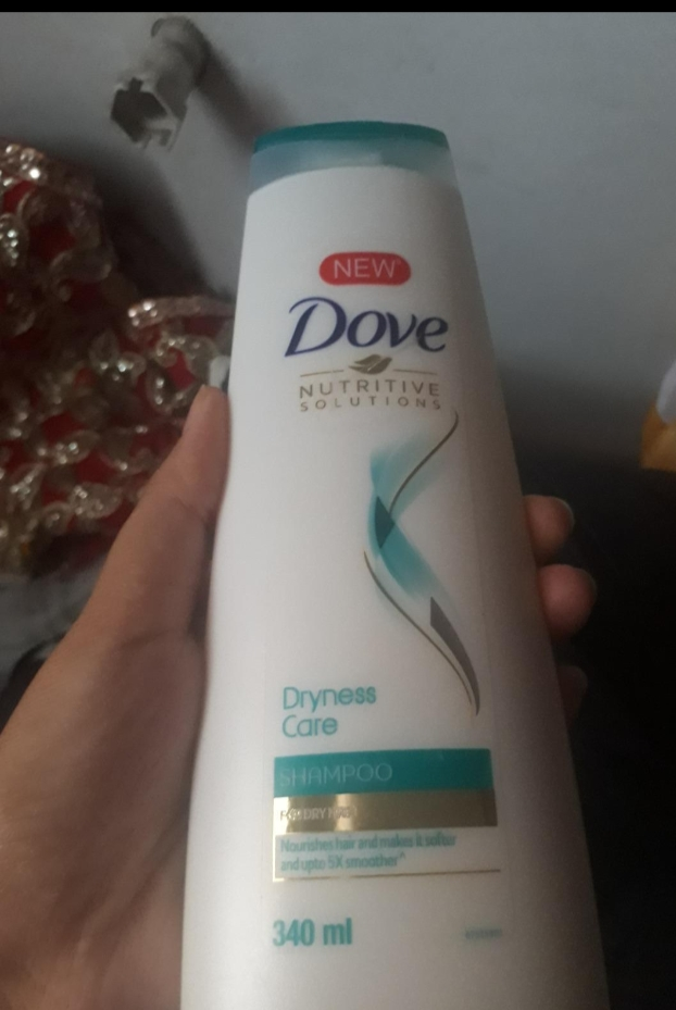 Dove Dryness Care Shampoo-Ok product-By abhi_sharma